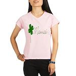 Shamrock Mom Performance Dry T-Shirt