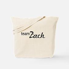 Team Zach (1) Tote Bag