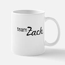 Team Zach (1) Mug