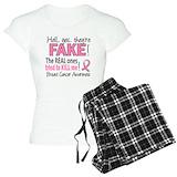 Yeah theyre fake T-Shirt / Pajams Pants
