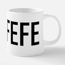 covfefe 20 oz Ceramic Mega Mug