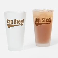 Lap Steel Guitar Drinking Glass