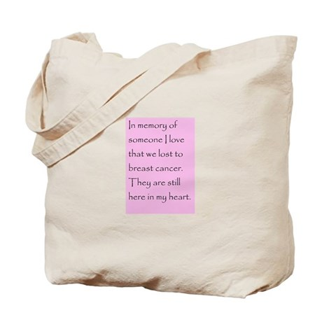 Memory and cure tote