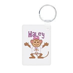 Little Monkey Haley Keychains