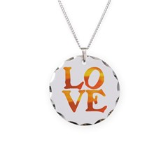 LOVE ON FIRE II Necklace