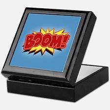 Boom! Keepsake Box