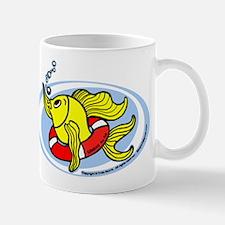 Help Fish Mug