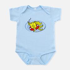Help Fish Infant Bodysuit