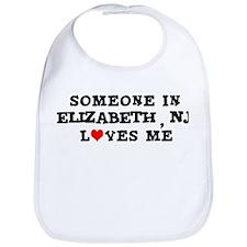 Someone in Elizabeth Bib