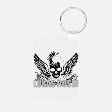 The Lukas Rossi Skull Logo Se Keychains