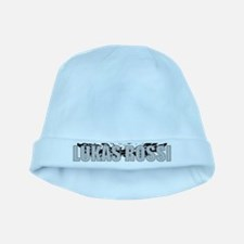 The Lukas Rossi Skull Logo Se baby hat