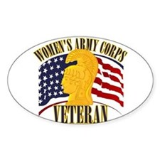 WAC Veteran Decal