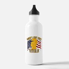 WAC Veteran Water Bottle