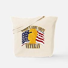 WAC Veteran Tote Bag