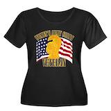 Army veteran female Plus Size