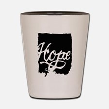 The Lukas Rossi Tatto Series Shot Glass