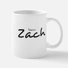 Team Zach (2) Mug