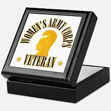 WAC Veteran Keepsake Box