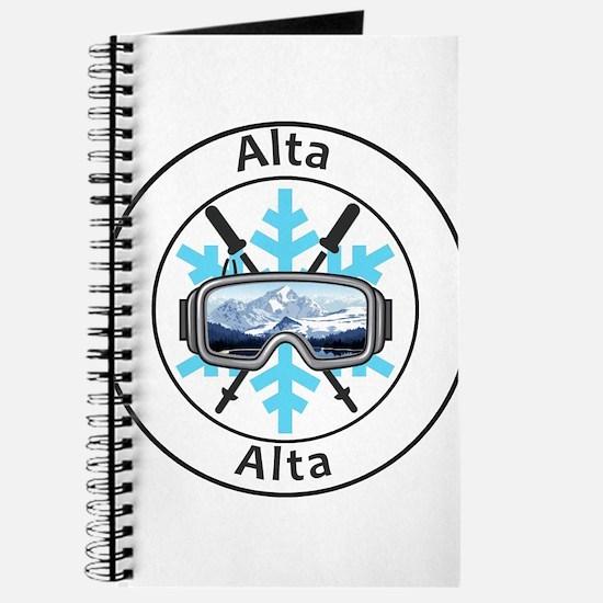 Alta - Alta - Utah Journal