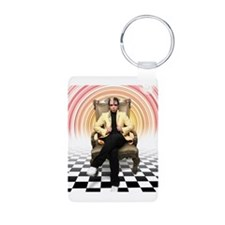 Lukas Rossi Photo Keychains
