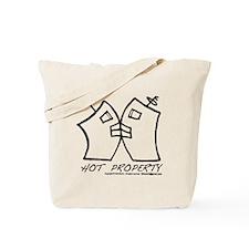 HOT PROPERTY , B-L-DING Tote Bag