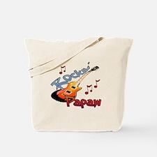 ROCKIN PAPAW Tote Bag