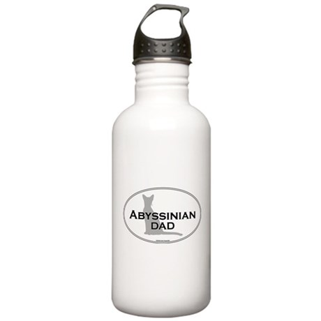 Abyssinian Dad Stainless Water Bottle 1.0L