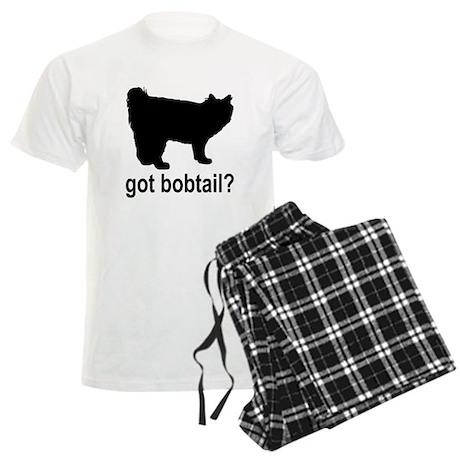 Got Bobtail? Men's Light Pajamas