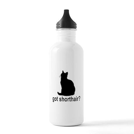 Got Shorthair? Stainless Water Bottle 1.0L