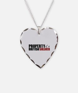 Property of a British Soldier - Necklace