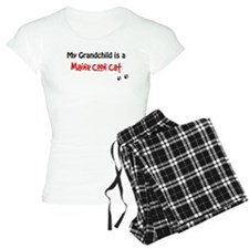 Maine Coon Grandchild Pajamas