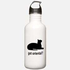 Got Oriental? Sports Water Bottle