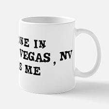 Someone in North Las Vegas Mug