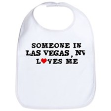 Someone in Las Vegas Bib