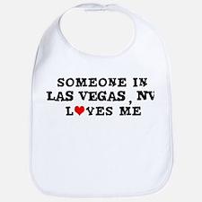 Someone in Las Vegas Bib