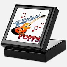 ROCKIN POPPY Keepsake Box