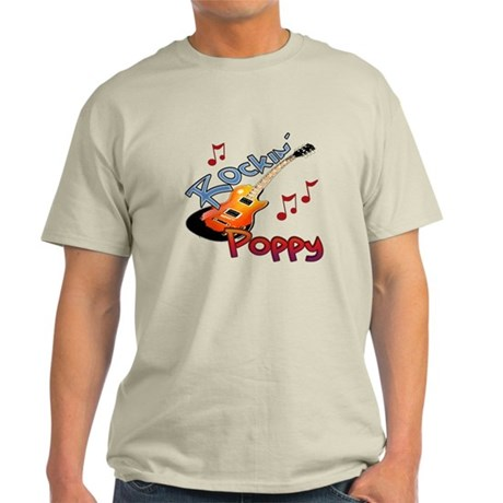 ROCKIN POPPY Light T-Shirt