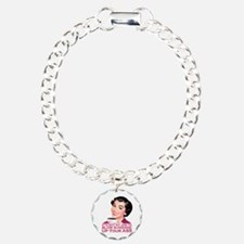 Sunshine Charm Bracelet, One Charm