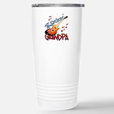 ROCKIN GRANDPA Travel Mug