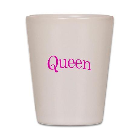 Queen Shot Glass