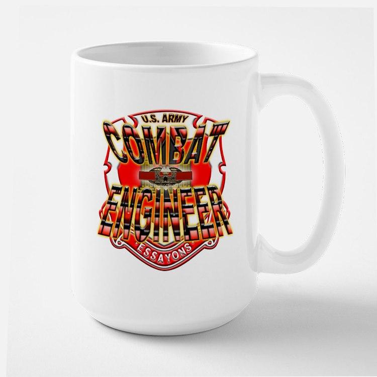 U.S. Army Combat-Engineer Cre Mug