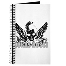 The Lukas Rossi Skull Logo Se Journal