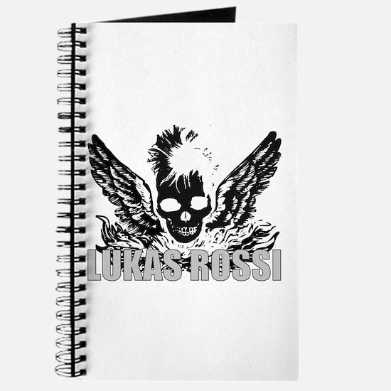 The Lukas Rossi Skull Logo Se Journal