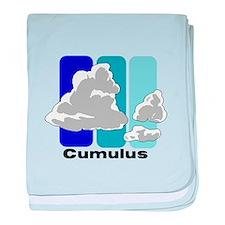 Cumulus baby blanket