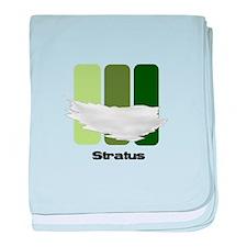 Stratus baby blanket