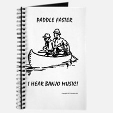 Paddle Faster Journal
