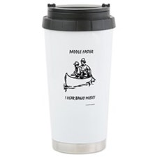 Paddle Faster Travel Mug
