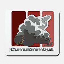 Cumulonimbus Mousepad