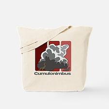 Cumulonimbus Tote Bag