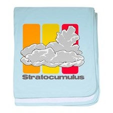 Stratocumulus baby blanket
